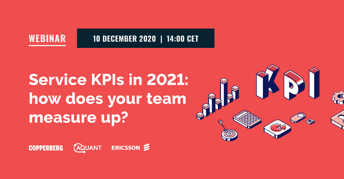 Service Kpis In 2021  How Does Your Team Measure Up